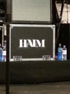 Haim at Rock City