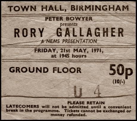 rory brum ticket