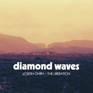 Josefin-Öhrn-The-Liberation-Diamond-Waves-EP-Cover-Art2014