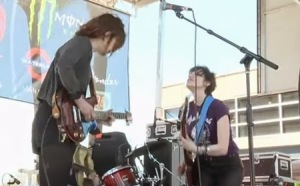 Ex Hex - Live @ SXSW Festival, Austin, USA, 13-03-2014